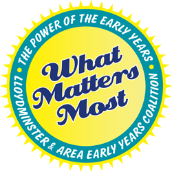 Lloydminster & Area Early Years Coalition Logo